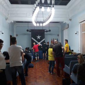 Ciutadans (Cs) Cerdanyola critica que l'alcalde permetés l'ocupació de l'Ajuntament per part dels CDR